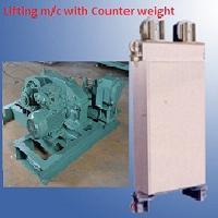 Counter Weight Flp Goods Lift - Manufacturer,  Gujarat - Sb Engineers