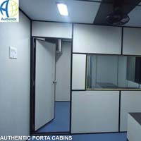 Portable Site Office Cabin Rental Service
