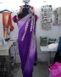 Hand Worked Sarees