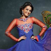 Rangmanch 2001 Georgette Anarkali Suit