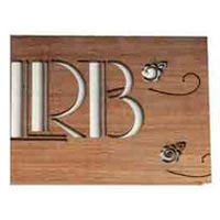 Laser Wood Cutting Services