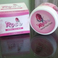 Rose Herbal Face Pack