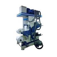 Two Color Flexo Printing Machine (regular Speed)