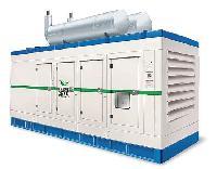 Silent Diesel Generator Engine