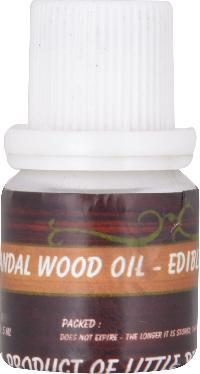 Little Bee Sandalwood Oil