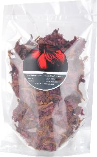 Shade Dried Hibiscus Flowers