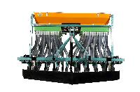 21 Teeth 42 Pipes 63inch Hopper Seed Cum Fertilizer Drill