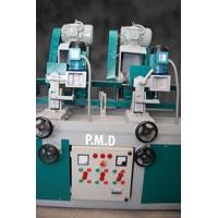 Two Station Rod Polishing Machine