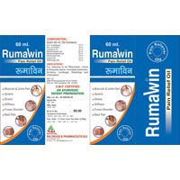 Rumawin Oil A Patent Ayurvedic Products