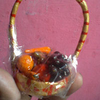 Small Clay Fruit Basket