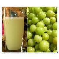 Arjuna Juice, Amla Juice