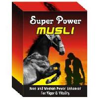 Musli Power Plus Capsules - 30 Caps