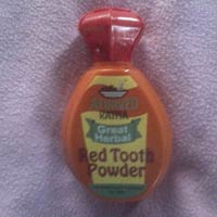 Red Tooth Powder