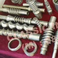 Auger Machine Screw Barrel
