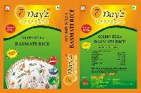 Golden Sella Basmati Rice