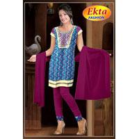 Salwar Kameez - Manufacturer, Exporters and Wholesale Suppliers,  Gujarat - Parvati Fashion