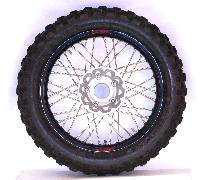 Motorcycle Wheel Spokes