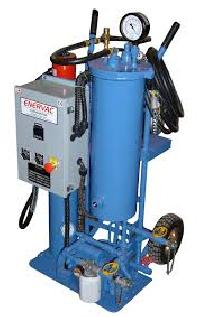 Mobile Oil Cleaning Systems
