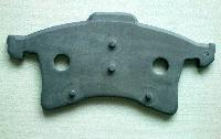 Steel Backing Plates