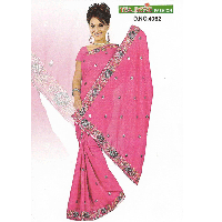 Indian Bollywood Wedding Saree