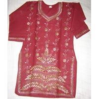 Kantha Stitch Kurtis - Manufacturer,  West Bengal - Sristi