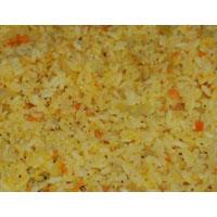 Orange Raw Rice