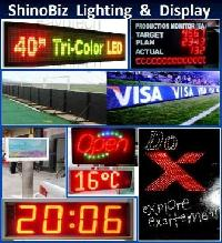 Led Video Screen - Manufacturer, Exporters and Wholesale Suppliers,  Delhi - Shinobiz Lighting and Display