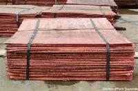 Copper Cathode - Diarora Communications & Supply