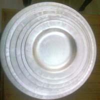 Aluminium Soup/handi Plate