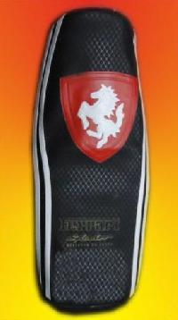 Ferrari Type Bike Seat Cover