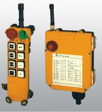 Radio Remote Control System For Eot Cranes