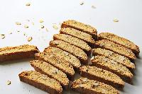 Almond Biscotti Cookies