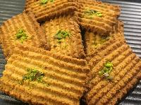 Desi Ghee Atta Biscuits