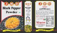 Jmd Black Pepper Powder