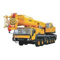 Hydraulic Telescopic Crane Repairing works & Hiring Services, ( 8 Tons to 250 Tons