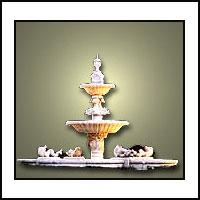 Stone Fountain - (sf-003)