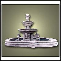 Stone Fountain - (sf-004)
