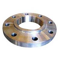 Screwed Flange - Manufacturer, Exporters and Wholesale Suppliers,  Maharashtra - Chemtech Alloys Pvt. Ltd.