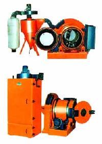 Rotary Barrel Type Shot Blasting Machines