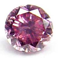 Dark Pink Color Diamond -01