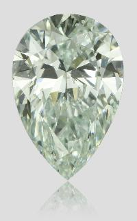Fancy Light Bluish Green Diamond