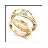Gold Rings -102