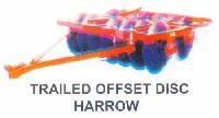 Trailed Offset Disc Harrow