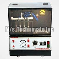 Injector Cleaning Machine - Simplex