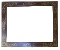 Bone Inlay Mirror Frames