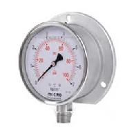 Pressure & Temperature Gauge