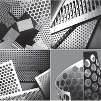 Perforated Metal Screen