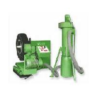 Tyre Buffing Machine