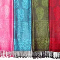Pashmina Shawl - Manufacturer, Exporters and Wholesale Suppliers,  Jammu & Kashmir - Mehraj Crafts