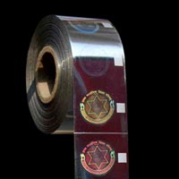 Holographic Hot Stamping Foil - Manufacturer, Exporters and Wholesale Suppliers,  Maharashtra - Everest Holovisions Ltd.